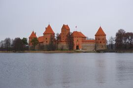 バルト3国とちょっとだけヘルシンキ8日間の旅 6.リトアニアのトラカイ城を観光後ラトビアのリガへ