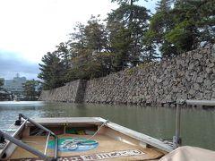 船に揺られてどんぶらこ、松江巡り