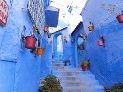 憧れのモロッコ 1 シャウエン