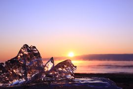 冬の十勝も魅力満載 (1)朝・昼・夕とジュエリーアイス三昧