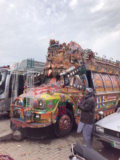 パキスタンの旅~10日目イスラマバードからロータス砦へ~