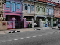 シンガポール�(カトン)