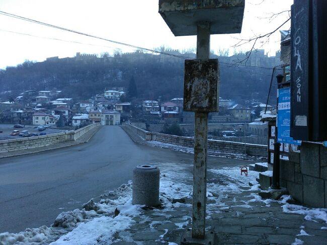 中欧・東欧6ヶ国旅行 年末年始のヴェリコタルノヴォ その3・日常に戻っていくタルノヴォ