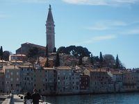 ベネチアの雰囲気も残る港町、ロヴィ二