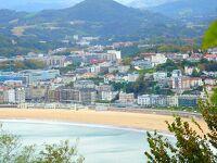 海あり山ある美食の街、ドノスティア〈サン・セバスティアン〉でお昼にチキテオ。