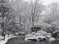 2020年1月 草津温泉で念願の雪見風呂も満喫 by オキャマ一人旅♪