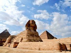 8日目-2 ピラミッド、スフィンクス