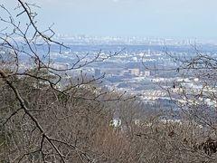 小仏城山から高尾山ハイキング