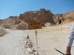いざエジプトへ・・3日目ネフェルタリの墓に感激!ナイル川クルーズにてエスナの水門♪
