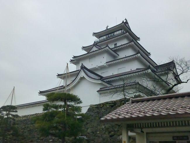 母親久しぶりの旅行は福島へ。会津・鶴ヶ城でちょっとだけ歴女に。