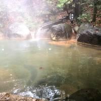 【2019年12月】冬の九州旅3日目:雨の黒川温泉。入湯手形で湯巡り