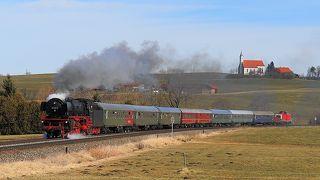 ドイツ・バイエルン撮り鉄 2020