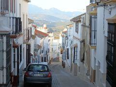 2019 レンタカーで巡る秋のスペイン【9】 ~オルベラのち、崖に飲み込まれそうな村・セテニルへ~
