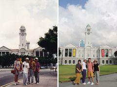 シンガポールだヨ!全員集合②日目 27年前と同じ場所で写真を!~ベタなシンガポールグルメを堪能