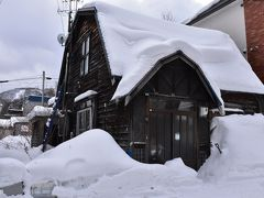 小樽の坂道めぐり2020冬~雪の積もる歴史的建造物と色分け消火栓~(小樽)