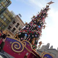 USJクリスマスからの京都へ 1
