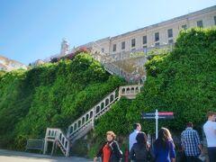 カリフォルニア州 サンフランシスコ - アルカトラズ島はリアルな監獄島跡地
