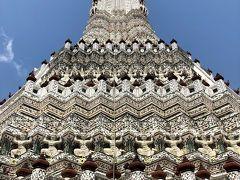 バンコク・シェムリアップ・クアラルンプール周遊旅行 � 〜バンコクの5カ所の寺院巡り 後半〜