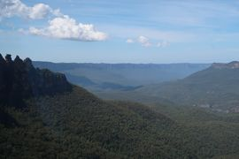 初めての南半球 オーストラリア・シドニーへの旅6日間 その4(ブルーマウンテンズ)