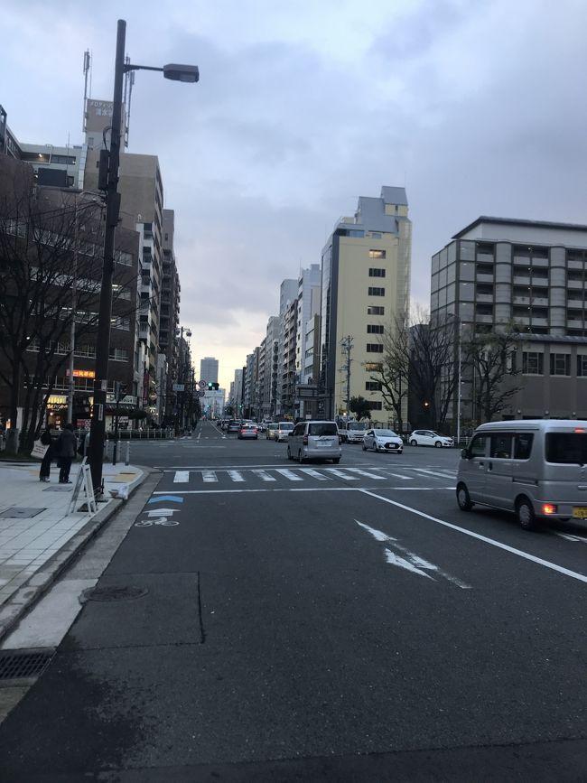 大阪城の近くから上町筋を天王寺方向にぶらり散策です。