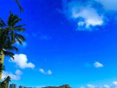 個人手配でハワイへ