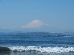 気分転換に海を見たくて江の島へ