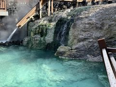 初の草津温泉