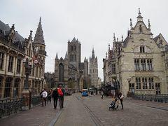 2019秋 独白ルクセンブルク ⑥白耳義2日目後半はゲントに寄り道&ブリュッセルに戻りストックレー邸を外から眺めるだけ