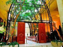 2020年冬:Oriental Hotel tokyo bay『オリエンタルホテル東京ベイ』バー・ラウンジ ブローニュの森でランチ:夫婦で♪
