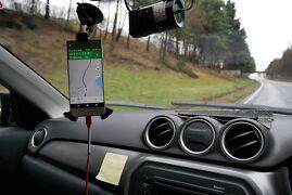 2020 Feb Scotland 2 格安レンタカーや車中泊、Google Naviの件