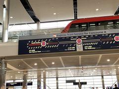 デトロイト国際空港