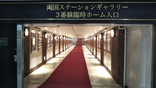 いや、そもそも春場所は大阪で開催されてるので、両国国技館は空っぽっちゃ空っぽなのですが、何にせよ新型肺炎コロナウィルス感染拡大の影響で街中は出歩く人も少なく、公共施設は軒並み休館、閉館です。<br />PHOの好きなホテルのビュッフェも中止するところが続出しています。<br />そんな中、第一ホテル両国は元々全て器が1人盛りになっているので、変わった事と言えば、ちゃんこの大鍋に専従のスタッフが付いてた事くらいで通常通り営業してました。ただ、お客さんはPHOが滞在した90分で4組10人の利用が有っただけ。<br />帰りに立ち寄った旧安田庭園は遊歩道があちこち工事中で何度も行き止まりに出くわしました。<br />雨で肌寒かったので、他に足を伸ばさず帰って来ちゃいましたが、病院へは昼夜2度顔出しました。<br />旅行記にするつもり無く出かけたもんで、カメラ持ってなかったのですが、スマホで撮った枚数が意外と嵩んだのでまとめてみる事にしました