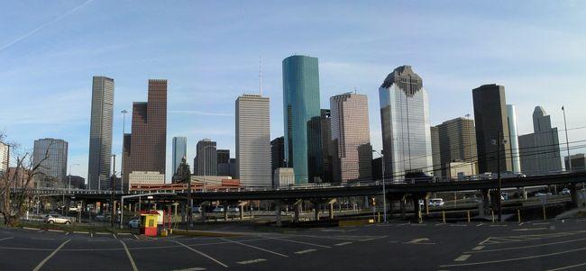 2013年 アメリカ未踏の地・周遊(13 days) =DAY 3= ~ヒューストンへ!~