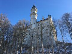 未練盛り盛り中欧旅のお話③ドイツ編:ちょこっとミュンヘン。2度目のノイシュバンシュタイン城&ヴィ―ス教会