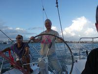 プエルトリコ サンファン サンセットセール(Sunset Sail, San Juan, Puerto Rico)