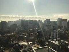 世界一周出張(北京→★ソウル→ミュンヘン→ワシントンDC)
