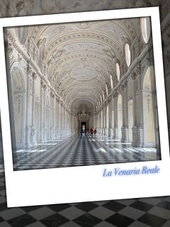 JGC修行④/夏のバカンスはイタリアで! Day2前編・麗しの離宮! 世界遺産ヴェナリア宮殿