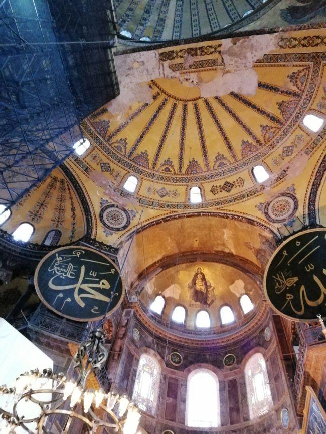 塩野七生さんの「コンスタンティノープルの陥落」を読んでから、いつかはイスタンブールを訪問したいと思っていました。2019年にローマを訪れてからますます第二のローマと言われたコンスタンティノープル(イスタンブール)に行きたくなり、ANAマイルで2020年2月のイスタンブール往復のビジネスクラス特典航空券を発券しました。往復ともANA欧州便とターキッシュエアラインズ便を乗り継ぐルートです。国内でコロナウイルスの流行が始まったため中止も考えましたが、(あくまで当時の見方としてですが)ヨーロッパ、トルコは日本よりも感染者が少ないし安全だろうと考えて行くことにしました。1日だけ現地ツアーを利用しましたが、他は個人で公共交通機関を使ってまわりました。現地では誰もマスクをしておらず、中国大陸からの観光客はいませんでした。視線が気になることはありましたが、黄色人種だからといって特に不快な経験をすることはありませんでした。イスタンブールは3泊で観光に使えるのは2日半でしたが、行きたかったところをまわりながらトルコ料理を味わえました。イスタンブール新空港のターキッシュエアラインズラウンジを堪能することもできました。この旅行記は日本出発から到着1日目までです。