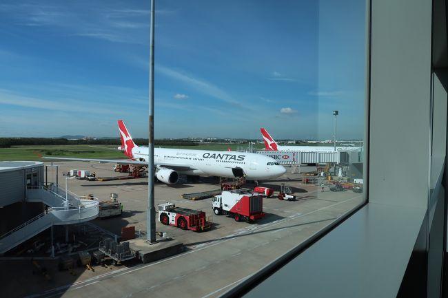 初めての南半球 オーストラリア・シドニーへの旅6日間 その6(帰国日)