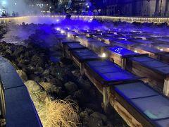草津温泉へ湯畑を観に行ってきました。