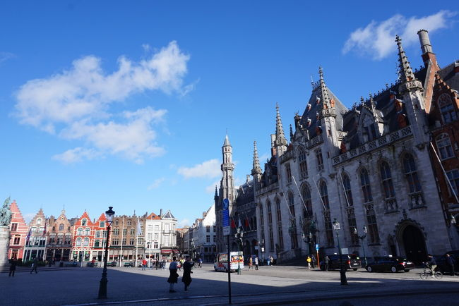 夢を叶えるベルギー・フランスひとり旅行2日目