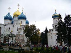 ロシア大満喫①モスクワ、ウラジーミル、スズダリ