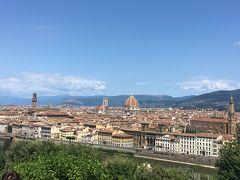 201907 母娘でイタリア4都市ツアー+青の洞窟 #2