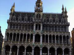 2020★冬のベルギー:その2(ブリュッセル後編)