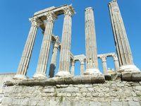 エボラの古代ローマの遺跡 帰りは迷子になる  ⑤