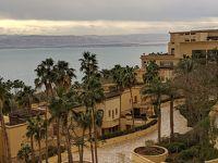 何の知識も持たずの秘境イスラエル・ペトラ遺跡・死海8日間の旅 ③マダバ、ネボ山からの死海