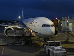 大阪での仕事のため、成田→伊丹のANA2179便に搭乗しました。