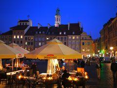 ショパン好きにはたまらない街、ポーランドの首都ワルシャワ散歩4泊5日。