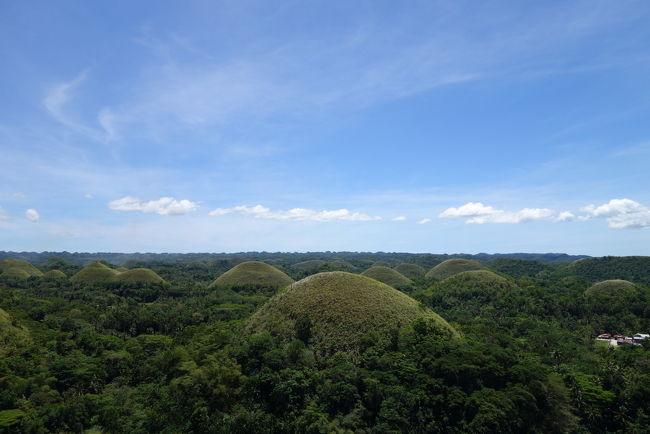 3月10日~13日の4日間、フィリピン航空にてセブ島へ旅に。<br />初日の夜、アヤラモールへ行き、フィリピン料理を食べました。2日目はボホール島。チョコレートヒルズへ行き、スーパーマンを体験しました。船や車での移動ですが、かなり長距離かつ揺れるので酔い止め必須。3日目はモール散策。モールで両替する方がレートがいいです。注意点として、バックを前に抱えていてもスリに遭ったので、バックは掴んでいた方が良いと思います。気をつけてください。