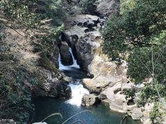 三連轟の滝を見に行ってみました